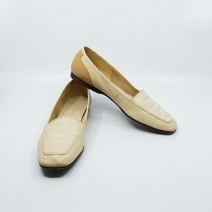 """Enzo Angiolini Leather """"Liberty"""" Loafers - 9"""